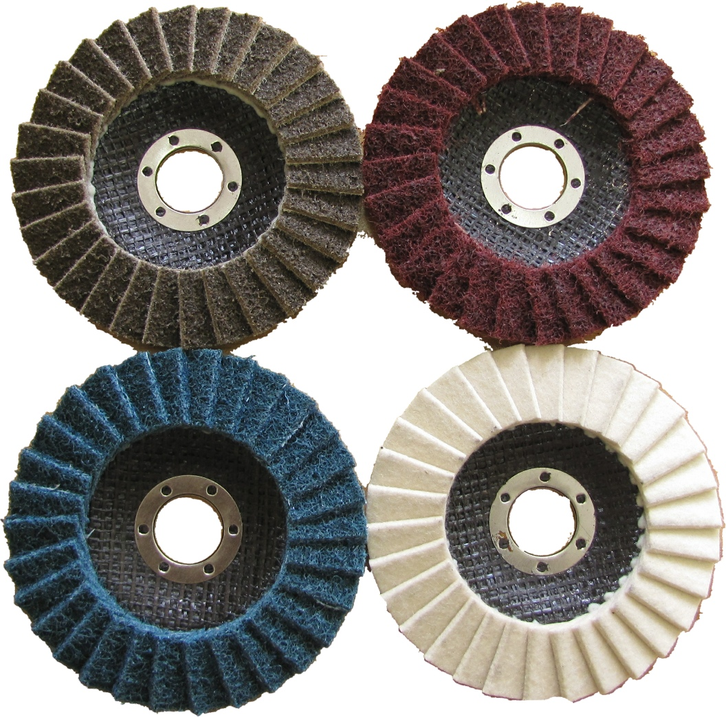Surface Conditioner flap discs